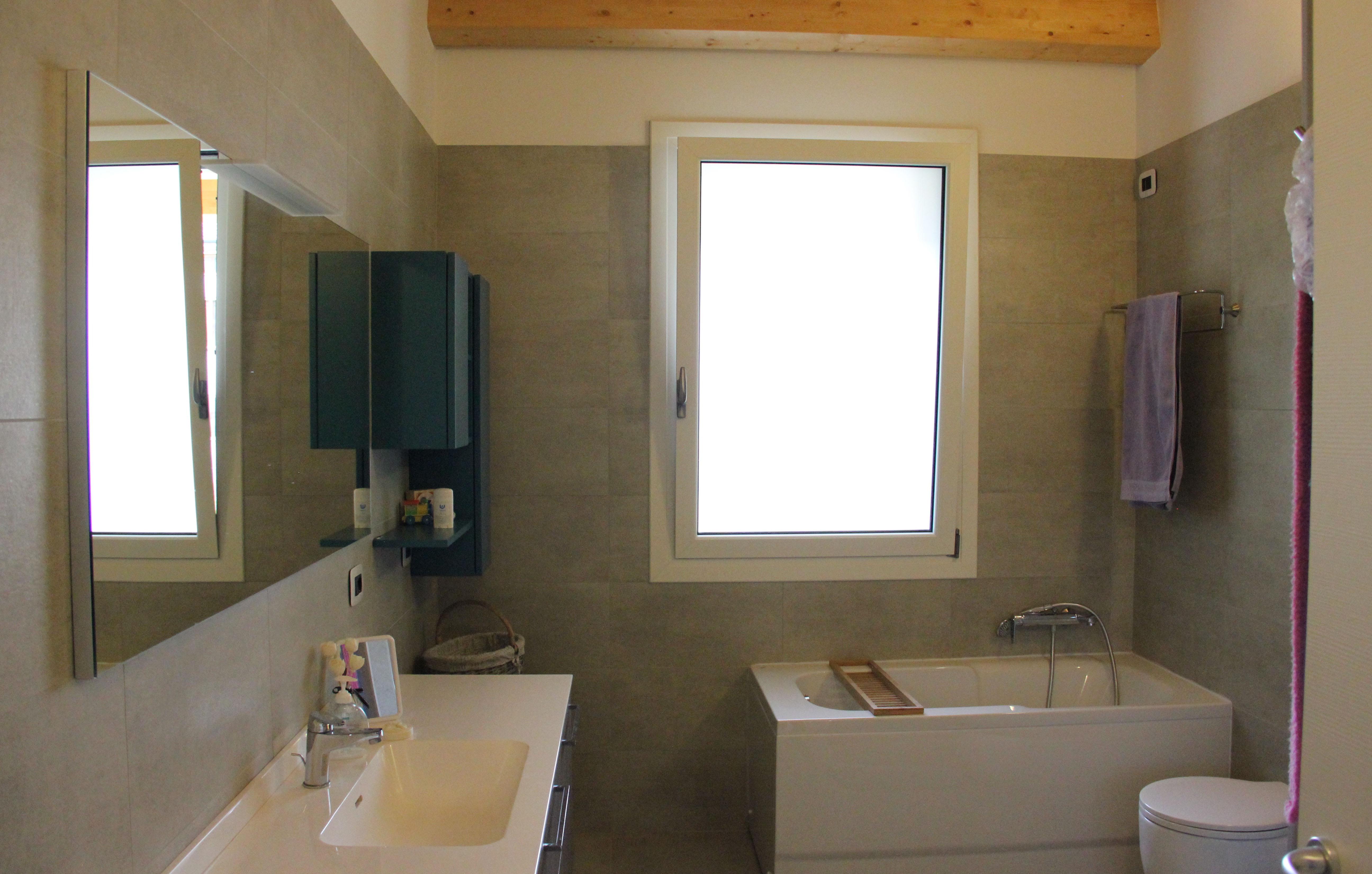 Finestre e serramenti in alluminio installazione del modello nc 90 sth hes pobbe serramenti e - Serramenti e finestre ...