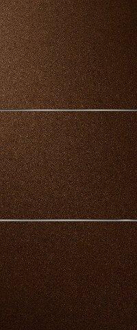 Portoncino d'Ingresso CONCORDE in acciaio inox