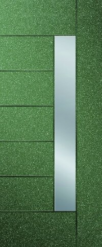Portoncino d'Ingresso LYON DX vetro